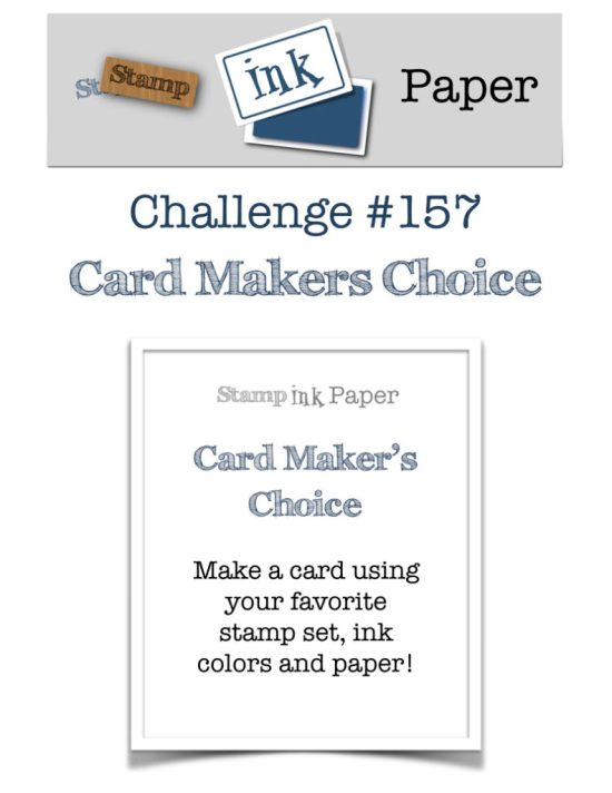 SIP-157-Card Makers Choice