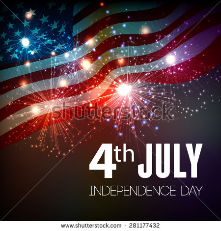 stock-vector-fireworks-background-for-independence-day-281177432