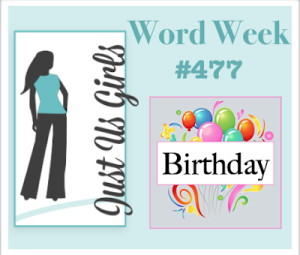 JUGS477-word week-Birthday